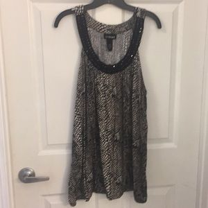 18/20 Snakeskin Print Camisole by Lane Bryant